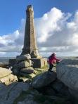The Bassett monument